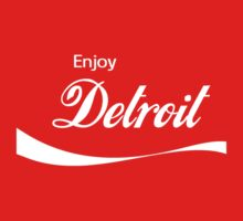 Enjoy Detroit by HelloSteffy