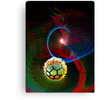 Great Ball of Fire Canvas Print
