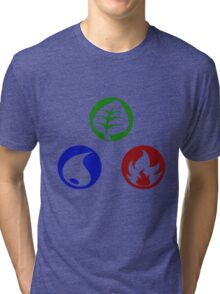 Pokemon TCG Starter Tee Tri-blend T-Shirt