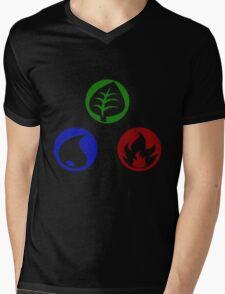 Pokemon TCG Starter Tee Mens V-Neck T-Shirt