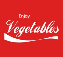 Enjoy Vegetables by HelloSteffy