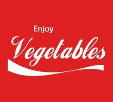 Enjoy Vegetables by HelloSteffy