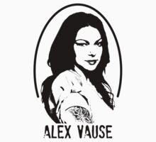 Alex Vause Just Is by Claire Alexander