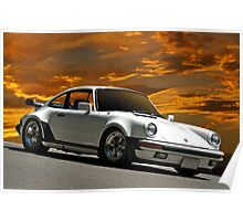 198X Porsche 911 SC Poster