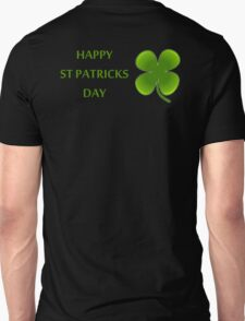 HAPPY ST PATRICKS DAY T-Shirt