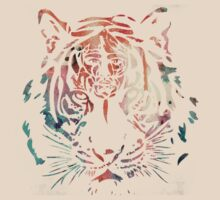 Richard Parker by DigitalGriffin