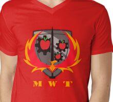 Ministry of Wartime Technology (Full Logo) Mens V-Neck T-Shirt