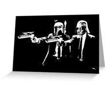 "Darth Vader - Say ""What"" Again! Version 1 Greeting Card"