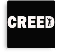 creed 2015 boxing Canvas Print