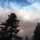 Smokey clouds by AuntieBarbie