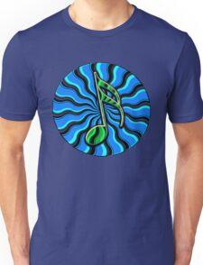 Springtime Semiquaver -  16th Note Music Symbol Unisex T-Shirt