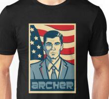 Archer For President Unisex T-Shirt