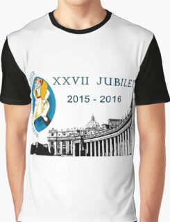 27th Jubilee, 2015 - 2016 Graphic T-Shirt