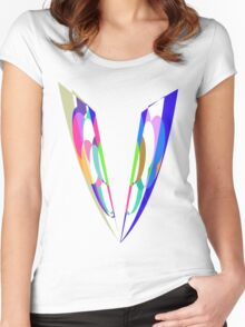 Mixed Flavor Women's Fitted Scoop T-Shirt