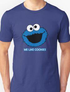 Blue Cookie Monster T-Shirt