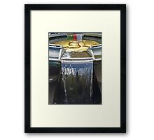 St Patricks Water Framed Print