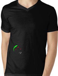 Subtle Metroid Mens V-Neck T-Shirt