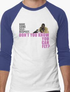Don't You Know You Can Fly? Men's Baseball ¾ T-Shirt
