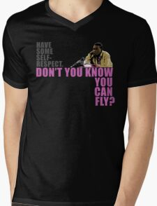 Don't You Know You Can Fly? Mens V-Neck T-Shirt