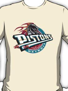 Detroit Pistons Retro T-Shirt