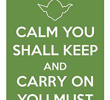 Yoda by jsipek