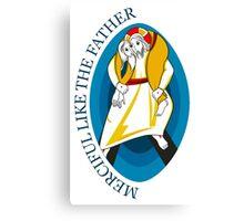 Extraordinary Jubilee of Mercy logo, 2015 - 2016 Canvas Print