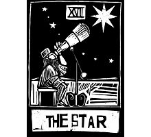 The Star - Tarot Cards - Major Arcana Photographic Print