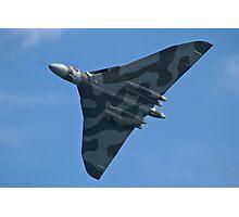 Vulcan XH558 Photographic Print