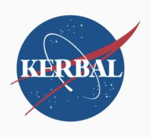 Kerbal Space Program NASA logo by flashman