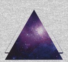 Galaxy 3D Triangle by Youba