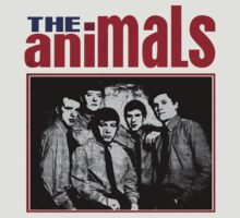 The Animals Band by ZombieWest
