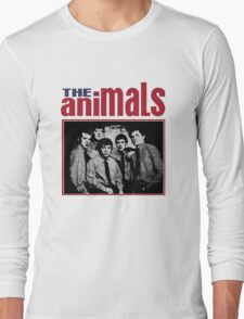 The Animals Band Long Sleeve T-Shirt