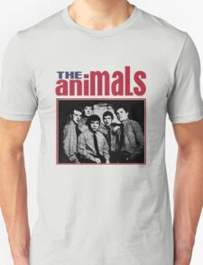 The Animals Band Unisex T-Shirt