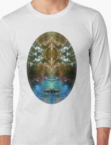 Secrets Of Nature T-shirt Long Sleeve T-Shirt