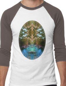 Secrets Of Nature T-shirt Men's Baseball ¾ T-Shirt