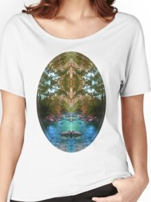 Secrets Of Nature T-shirt Women's Relaxed Fit T-Shirt