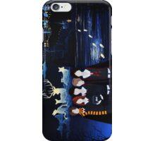 Marauders tribute iPhone Case/Skin
