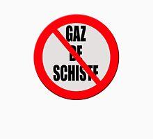 "Contra ""Gaz de Schiste"" Unisex T-Shirt"