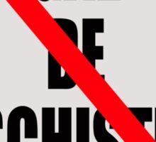 """Contra """"Gaz de Schiste"""" Sticker"""