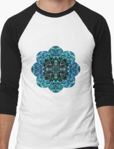 Blue Dreams T-shirt Men's Baseball ¾ T-Shirt
