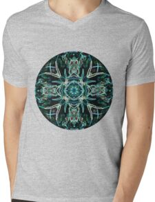 Connected T-shirt Mens V-Neck T-Shirt