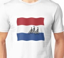 Cycling in The Netherlands Unisex T-Shirt