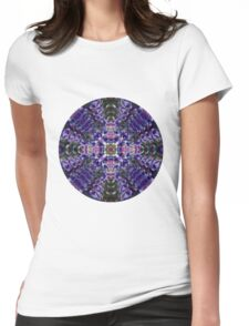 Purple Dreams T-shirt Womens Fitted T-Shirt