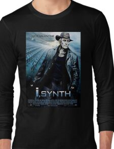 i, synth Long Sleeve T-Shirt
