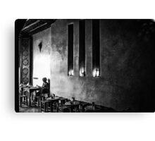 Marrakesh Cafe Canvas Print