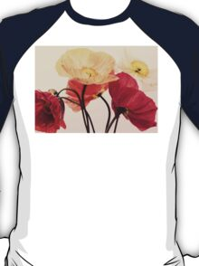 Posing Poppies T-Shirt