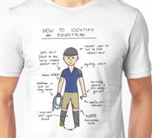 How To Identify an Equestrian Unisex T-Shirt