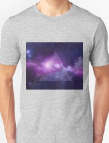 Galaxy Triangle T-Shirt