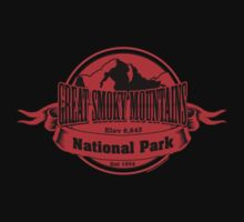 Great Smoky Mountains National Park, Tennessee Kids Clothes