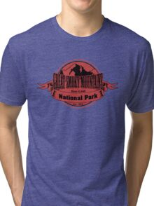 Great Smoky Mountains National Park, Tennessee Tri-blend T-Shirt
